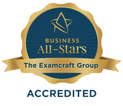 ExamcraftGroup An All-Star Accredited Company